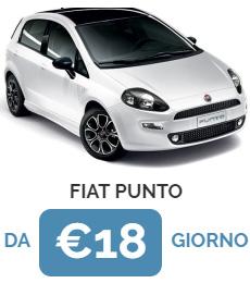 Noleggia Fiat Punto