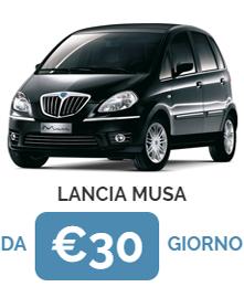 Noleggia Lancia Musa Multijet