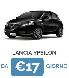 Noleggia Lancia Ypsilon Multijet